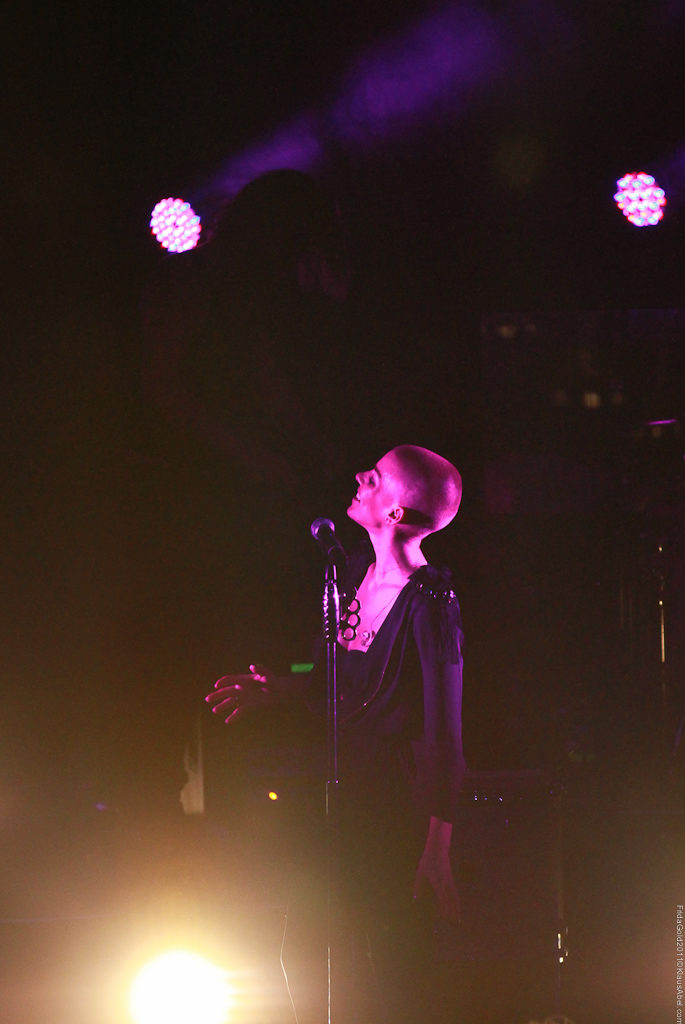 Actor: Frida Gold Client: Frida Gold Location: On Location Offenburg Germany Title: Juwel-Tour 2011