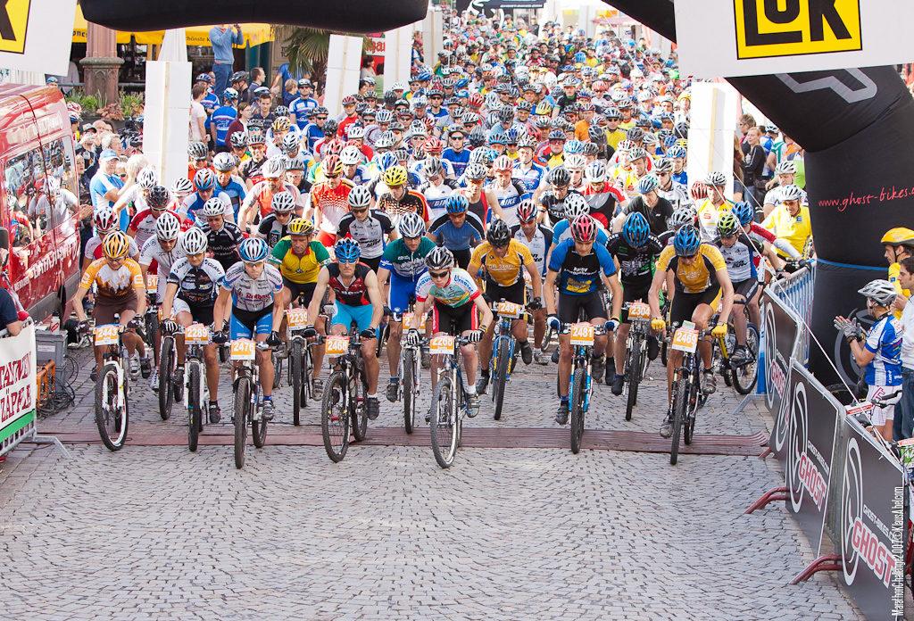 Actor: Riders, On Location Offenburg Germany, Client: Schwarzwald Mountainbiker, Title: Marathon Cha