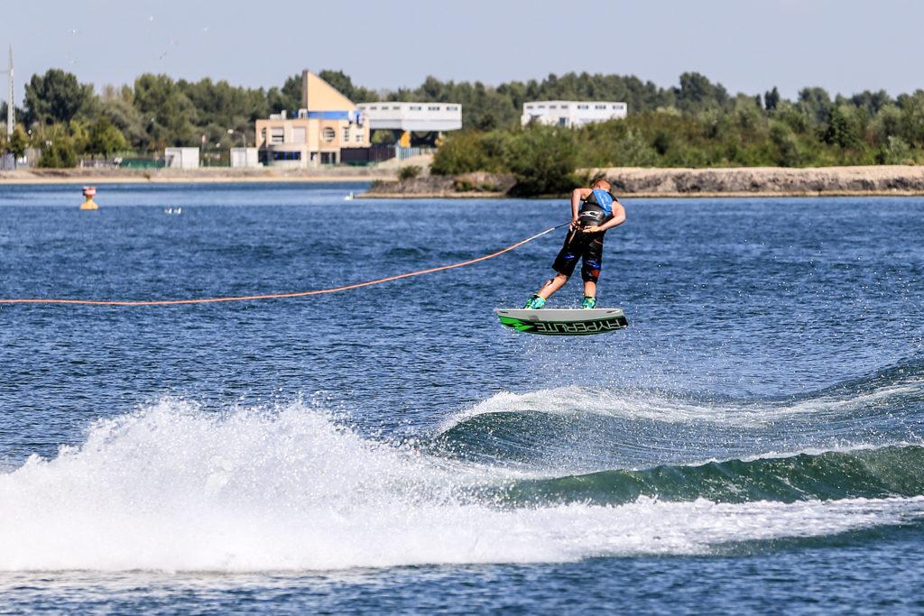 "Actor: Watersports, On Location Rhein , Title: ""Chill&Ride 2015"""