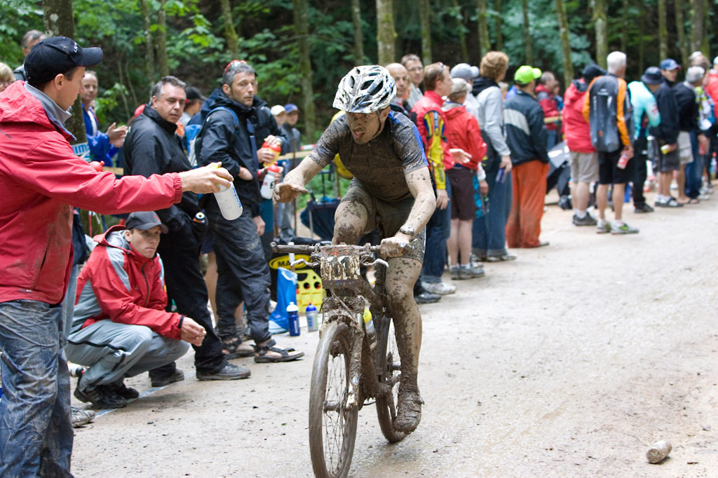 Actor: UCI-Riders, On Location Offenburg Germany Title: UCI Worldcup 2007