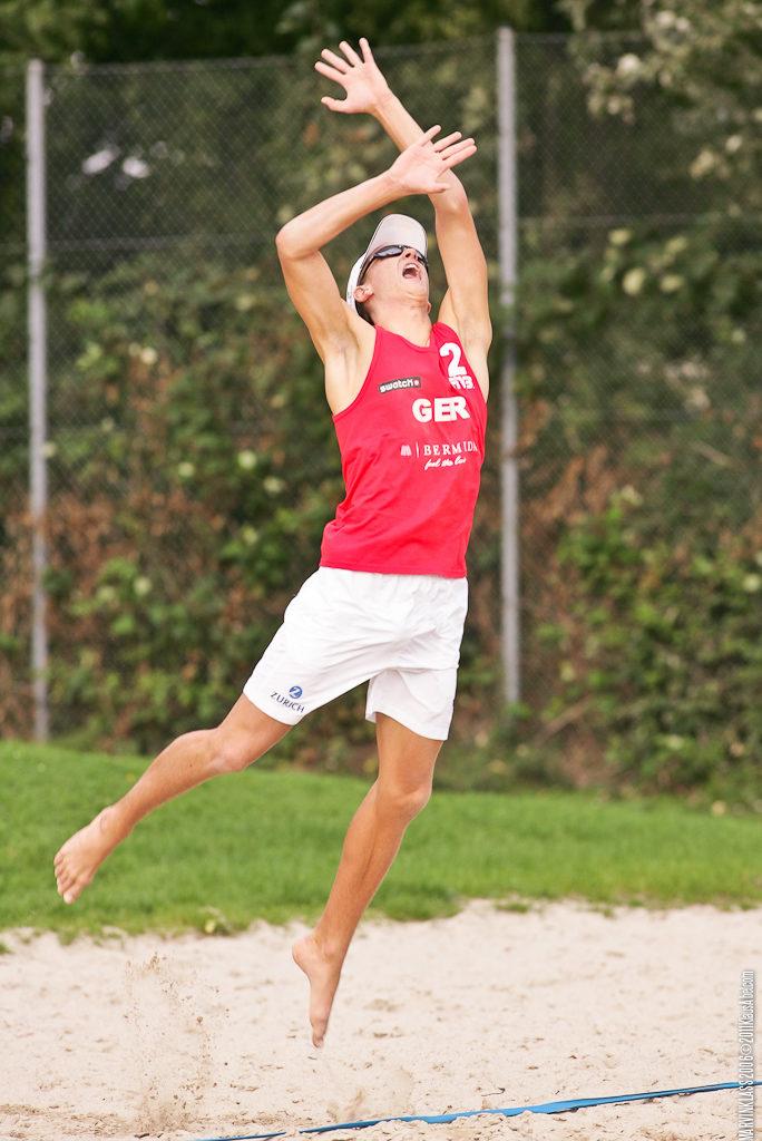 "Actor: Marvin Klass, On Location Offenburg, Client: VCO Title: ""U19 Worldchampion"""